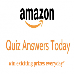 Amazon Quiz Contest Today Answer 10th December: Answer the Questions & get a Chance To Win Canon m200 Mirrorless