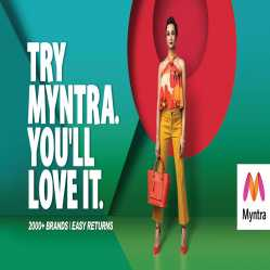 Myntra Coupons & Offers: Upto 70% OFF + 20% Cashback for New User