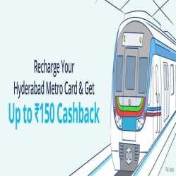Delhi Metro Card Recharge Offers: Flat 50% Cashback Via Paytm or Mobikwik