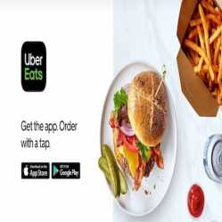 Uber Eats Coupons & Promo Code: Flat 75% OFF Today on First Order