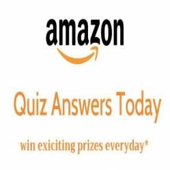Amazon Quiz Contest Today Answer 18th September 2020: Answer the Questions & Win Kookaburra Cricket Bat