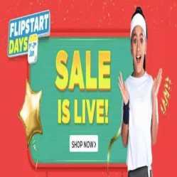 Flipkart Flipstart Days Sale 1st To 3rd March 2020: Upto 60% Off On Clothing, Home & Kitchen Appliances
