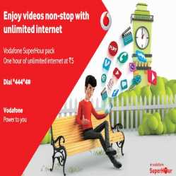 Vodafone Free Internet Data Offers: Get 20GB 4G data free by Miss Call