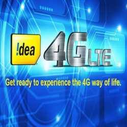 Idea Free Internet Data Offers: Get 20GB 4G data free by Miss Call