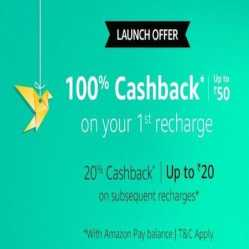 Free Recharge Offers & Tricks: Get 100% Free Recharge of Jio, Airtel, Vodafone Online