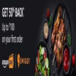 Amazon Pay Food Offers: Get 50% Cashback Upto Rs 100 On Dominos, Box8, Freshmenu, Swiggy Using Amazon Pay