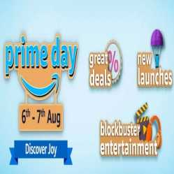 Amazon Prime Day 2020 Sales Offer: Great Deals for Prime Members [6th-7th August]
