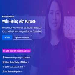 DreamHost Coupons & Offers September 2021: Upto 70% OFF on Shared Hosting and VPS Web Hosting in India