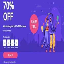 Hostinger Coupons & Offers September 2021: Upto 70% OFF on Shared Hosting and VPS Web Hosting in India
