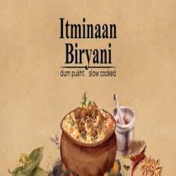 Itminaan Biryani Coupons & Offers September 2021: Flat Rs.75 OFF + Rs.400 Cashback on Chicken Biryani