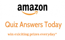 Amazon Quiz Contest Today Answer 11th December: Answer the Questions & get a Chance To Win LG W3 Pro Smartphone