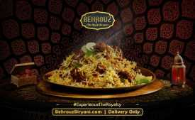Behrouz Biryani Coupons & Offers: Flat Rs.120 OFF on Chicken Biryani Dec 2019
