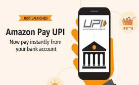 Amazon Send Money Offers: Scan & Pay Send Rs 100 Via Amazon Upi and Get Upto 200