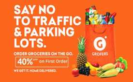 Grofers Offers, Coupons & Promo code: Upto 90% OFF + Extra Rs.250 Cashback - Jan 2020