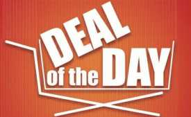 Amazon Deal of the Day - Todays Deal 15 Sep