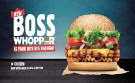 Burger King Coupons & Offers: Buy 2 crispy chicken Burger @ Rs.59