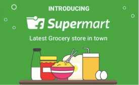Flipkart Supermart Grocery Offers Today: Buy Groceries Starting Rs. 1 + Extra 20% Discount on Cards