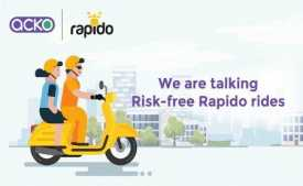 Rapido Promo Code & Offers: Flat 50% Cashback Upto Rs 25 On Next 3 Rapido Ride Booking