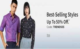 Reliance Trends Coupons & Offers Today: Upto 75% OFF on Women's Kurti - Jan 2020
