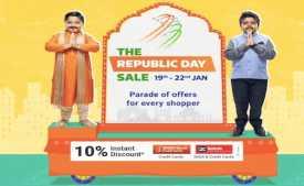 Flipkart Republic Day Sale 19th-22nd Jan 2020: Flat 80% Off + Extra ICICI Bank & Kotak Bank on Mobile Offers