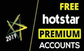 Hotstar Premium Membership Offers: FREE hotstar Subscription Plan for 1 Month - March 2020