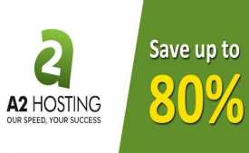 A2 Hosting Coupons & Offers March 2020: Upto 70% OFF on Shared Hosting and VPS Web Hosting in India