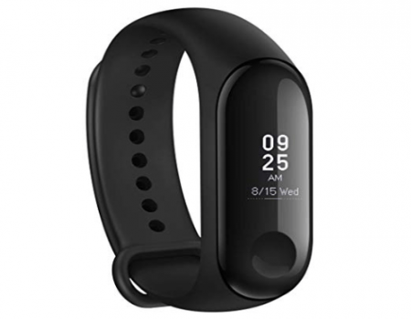 Mi Band 3 (Black) at Rs 1,999 from Amazon Buy Online