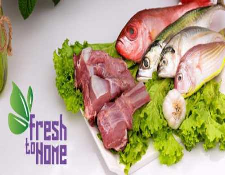 FreshToHome Coupons & Offers: Flat 30% OFF on first order Dec 2019
