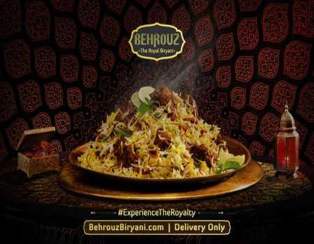 Behrouz Biryani Coupons & Offers September 2020: Flat Rs.75 OFF + Rs.400 Cashback on Biryani