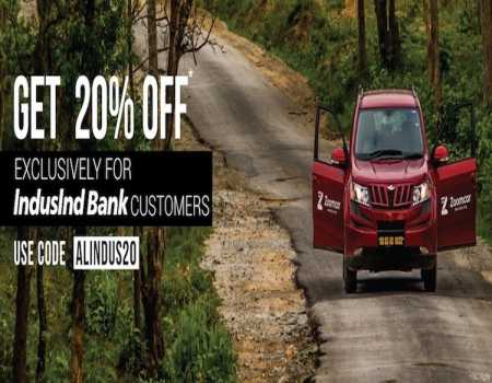 Zoomcar Coupons & Offers April 2020: Flat Rs.2000 OFF on Self-Drive Car