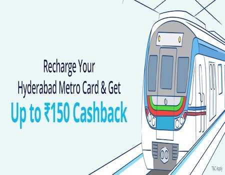 Delhi Metro Card Recharge Offers: Flat 50% Cashback Via Paytm, Amazon Pay