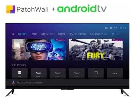Mi LED Smart TV 4 Pro 138.8 cm (55) Flipkart at Rs 47,999 Buy Online