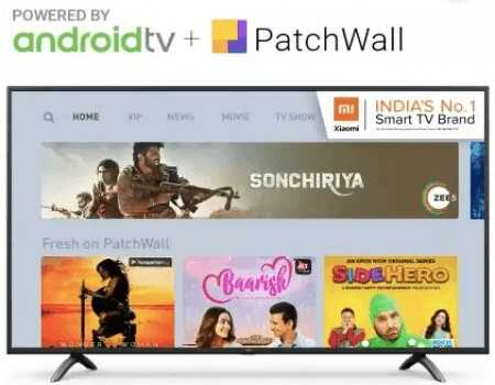 Mi LED Smart TV 4A Pro 108 cm Android on Flipkart Online @ Rs 20,999