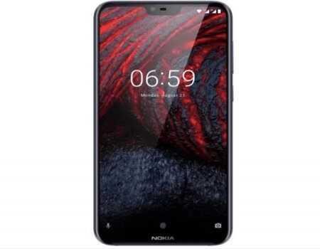 Nokia 6.1 Plus Mobiles on Flipkart @ Rs 8,999 Buy Online
