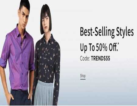 Reliance Trends Coupons & Offers Today: Upto 75% OFF on Women's Kurti - May 2021