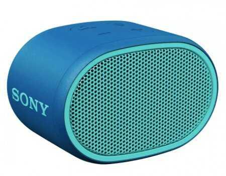 Sony SRS-XB01 Portable Bluetooth Speaker on Flipkart at Rs 1,499 Online