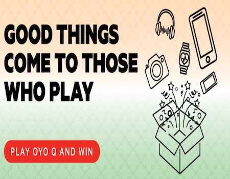 OYO Quiz Answers Today 7th April: FREE PayTM Cash, OYO Money