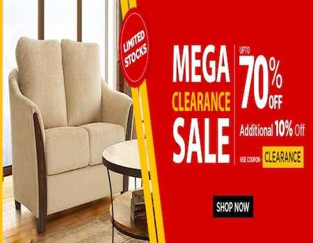 HomeTown Coupons & Offers September 2020: Flat Rs.500 OFF + Extra 15% on First Purchase