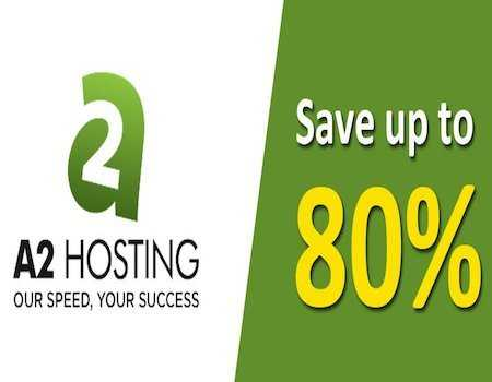 A2 Hosting India Coupons & Offers July 2020: 70% OFF on Shared Web Hosting, VPS Hosting
