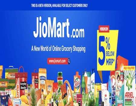 JioMart Coupons & Offers July 2020: Upto 55% OFF on Online Grocery