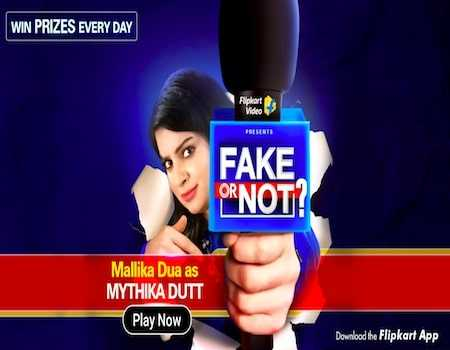 Flipkart Fake Or Not Answers Today 17th February 2021: Win Rs 1000 Or Free Supercoins
