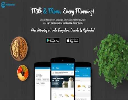 Milkbasket Coupons & Offers December 2020: Free Rs 250 MilkBasket Cash on Signup [Refer & Earn]