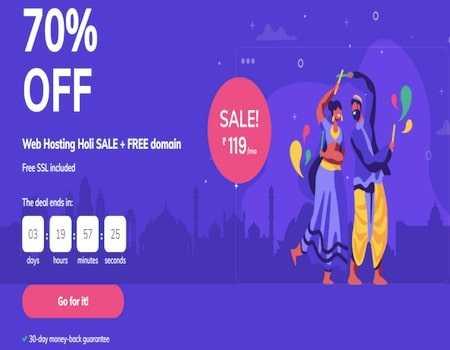 Hostinger India Coupons & Offers April 2021: 70% OFF on Shared Web Hosting, VPS Hosting
