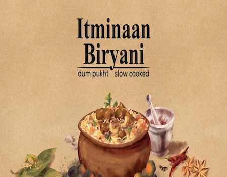 Itminaan Biryani Coupons & Offers June 2021: Flat Rs.75 OFF + Rs.400 Cashback on Biryani